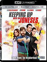 [美] 間諜大鄰演 (Keeping Up with the Joneses) (2016)